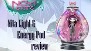 novi stars nita light u0026 energy pod review youtube