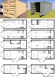 20 foot shipping container house plans house design plans