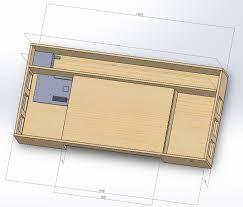 pc bureau sur mesure bureau sur mesure avec pc intégré wifsimster
