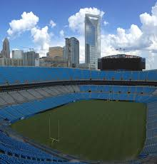 Bank Of America Stadium Map by Carolina Panthers Heighten Fan Experience At Bank Of America