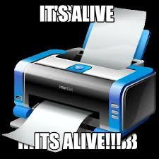 Printer Meme - meme creator printer meme generator at memecreator org