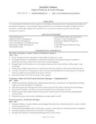 Best Project Manager Resume Sample by Digital Project Manager Resume Resume For Your Job Application