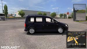 volkswagen mini truck volkswagen caddy 1 28 mod for ets 2
