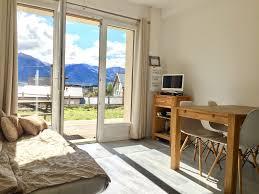 appartement 1 chambre appartement 1 chambre jardin à la montagne wifi parking