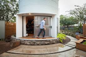 Grain Silo Homes by Silo House By Christoph Kaiser