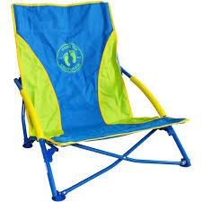 Low Beach Chair Hang Ten Surfer Beach Chair Royal Light Blue By Hang Ten Low