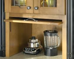 kitchen cabinet appliance garage kitchen cabinets appliance garage where can i purchase this simple