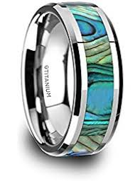 Mens Titanium Wedding Rings by Amazon Com Titanium Rings Jewelry Clothing Shoes U0026 Jewelry