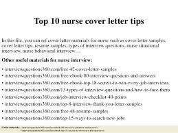 nursing cover letter cover letter tomyumtumweb