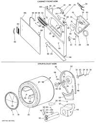 ge dde8200gal electric dryer parts and accessories at partswarehouse