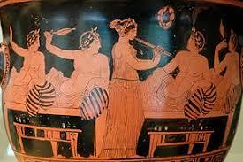 cuisine grecque antique alimentation en grèce antique wikipédia