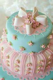 tea party baby shower cakes party xyz