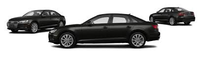 audi a4 2017 black 2017 audi a4 2 0t ultra premium 4dr sedan w season of audi