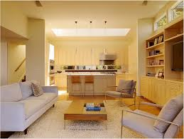 living room formal living room design with modern wallpaper with