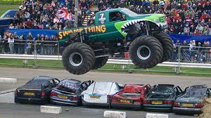 grave digger monster truck schedule monster trucks at the uk monster truck nationals 2018