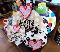 happy everything cookie jar 108 best happy everything plate images on coton colors