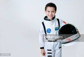 Astronaut Costume Boy In Astronaut Costume Stock Photo Getty Images