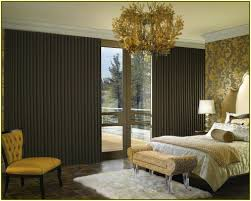 sliding glass door window treatment home design ideas
