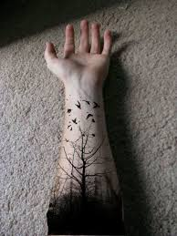 great forearm and trippy ideas
