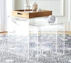 acrylic nesting tables target acrylic nesting end tables set of 3 home clear acrylic nesting end