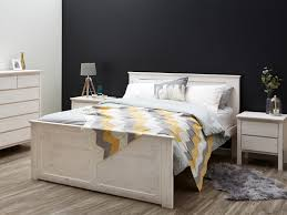 Bedroom Furniture Package Fantastic King Size Bedroom Suites With Whitewash Finish B2c