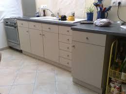 meuble de cuisine brut à peindre comment peindre des meubles de cuisine avec meuble de cuisine brut