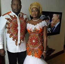 robe africaine mariage robes de mariée africaines mode nuptiale forum mariages net