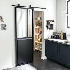 cuisine facade verre facade de cuisine seule ensemble porte coulissante atelier