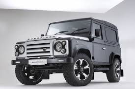 land rover defender 2015 special edition overfinch takes on the land rover defender svx freshness mag