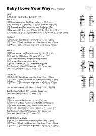 pdf thumbnail should appear here ukulele music pinterest