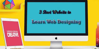 learn web design three fresh website to learn web designing free