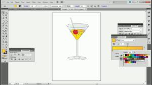 pink martini drawing step by step video tutorial on how to draw a martini youtube