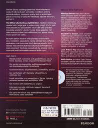 the official ubuntu book 8th edition matthew helmke elizabeth