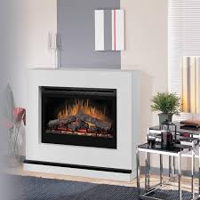 dimplex contemporary convertible 45 inch electric fireplace
