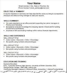 How Many Years Of Work History On A Resume How Many Years To Include On Resume Resume Ideas
