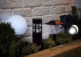 Solar Powered Security Light Bq