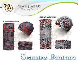 bandana wristband seamless neckerchief snood multifunctional bandana muslim