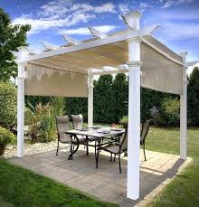 Cheap Pergola Ideas by Deck Shade Ideas Pinterest Diy Outdoor Canopy Make Your Own