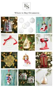 where i buy ornaments the elizabeth post a lifestyle