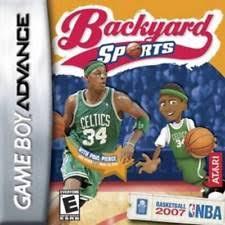 Backyard Football 2002 Backyard Basketball Video Games Ebay