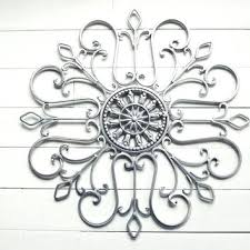 charming wood medallion wall decor dway me