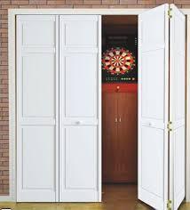 Doors Closet Bifold Door Size Chart Interior Doors Closet Home Depot Custom
