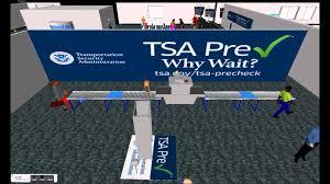 tsa pre check fbla 3d animation veterans high youtube