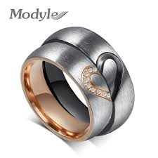 mens wedding rings unique aliexpress buy modyle 2017 new fashion
