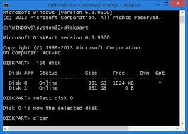 cannot format gpt drive windows cannot be installed to this disk disk is of the gpt style