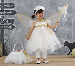 Halloween Costumes Pottery Barn Too Expensive But Very Cute Toddler Gold Snow Fairy Costume
