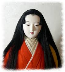 japanese hair japanese hair beauty doll dressed with embroidered kimono