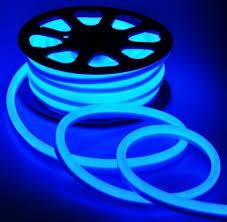 Outdoor Blue Lights Blue Led Outdoor Indoor Neon Rope Light