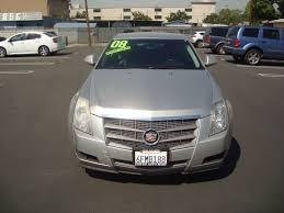 cadillac cts di 2008 cadillac cts 3 6l di 4dr sedan in arleta ca united auto mart ca