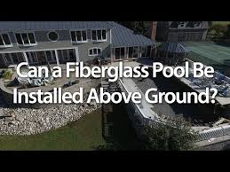 who makes the best fiberglass pool aquaserv pool spa inc mp3 the crescent cove 40 a tour by